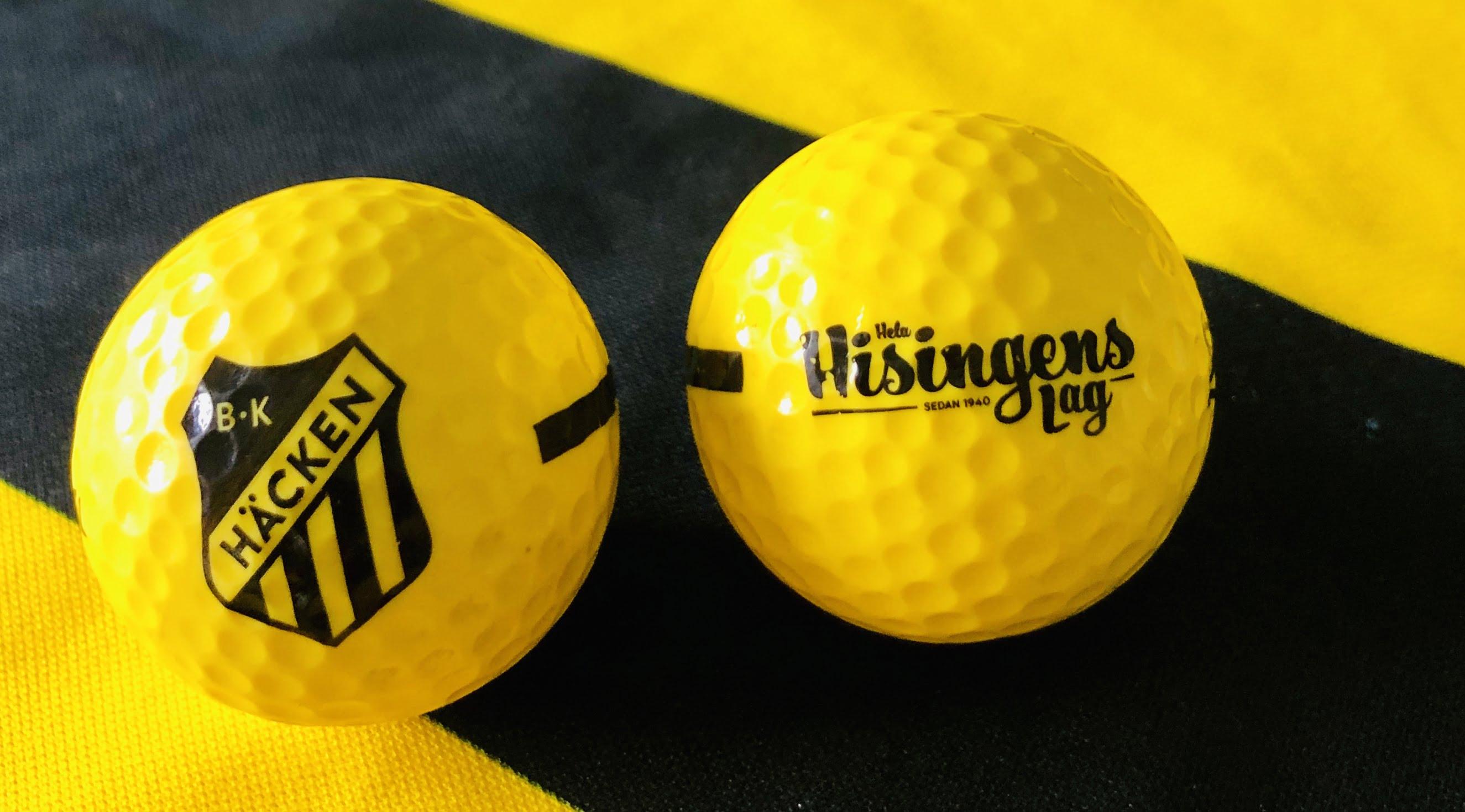 BK Häcken Logoboll range